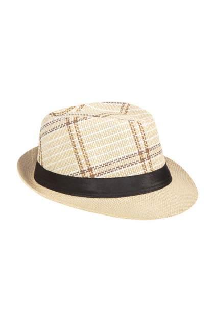 Шляпа женская Mellizos H10-14M 536 бежевая/черная
