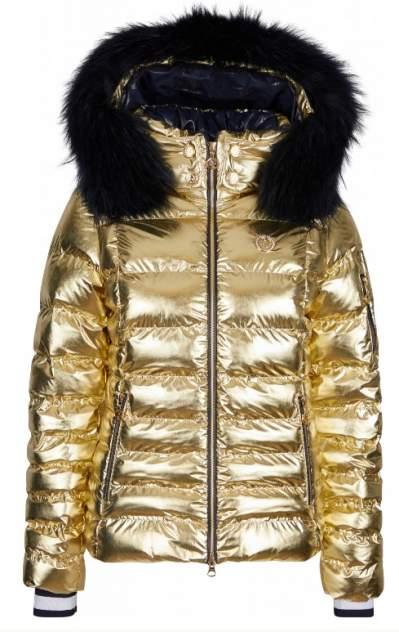 Куртка Горнолыжная Sportalm 2020-21 Kyla Metallic M K+P Fur Gold (Eur:38), 2020-21