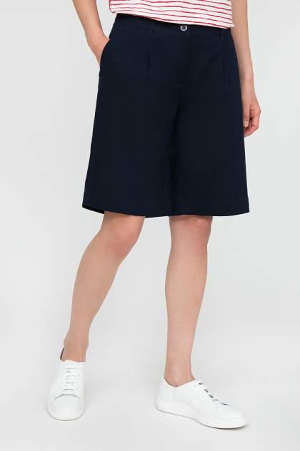 Шорты женские Finn-Flare S20-14025 синие M