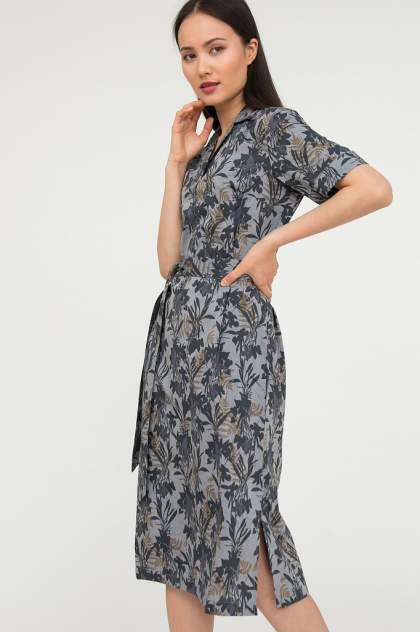 Женское платье Finn Flare S20-120105, синий