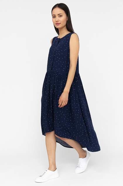 Женское платье Finn Flare S20-32029, синий
