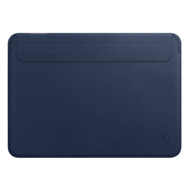 "Чехол Wiwu Skin Pro 2 Leather для MacBook Air 13"" (Blue)"