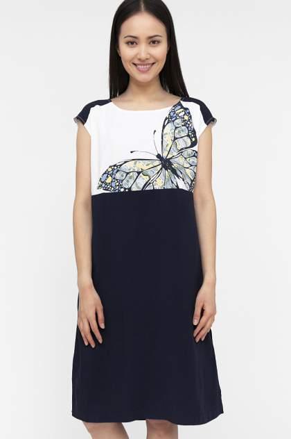 Женское платье Finn Flare S20-12033, синий