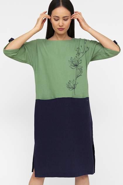 Женское платье Finn Flare S20-12028, синий