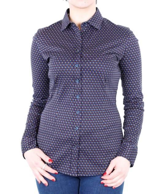 Рубашка женская DELFIN GD30300040 синяя M