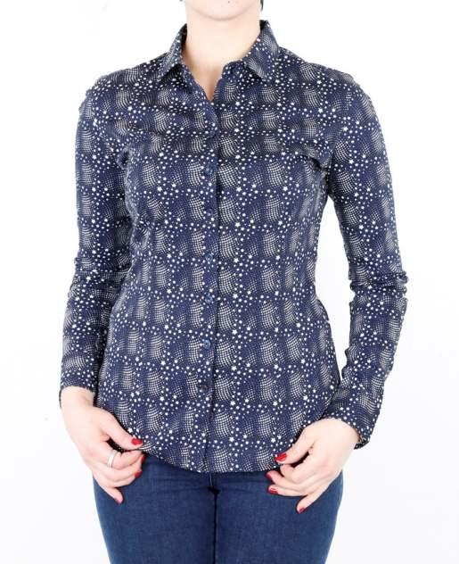 Женская рубашка Enrico beleno GD30300039, синий