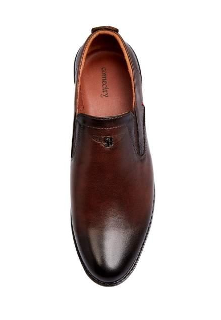 Туфли мужские COMECITY 25806960 коричневые 42 RU