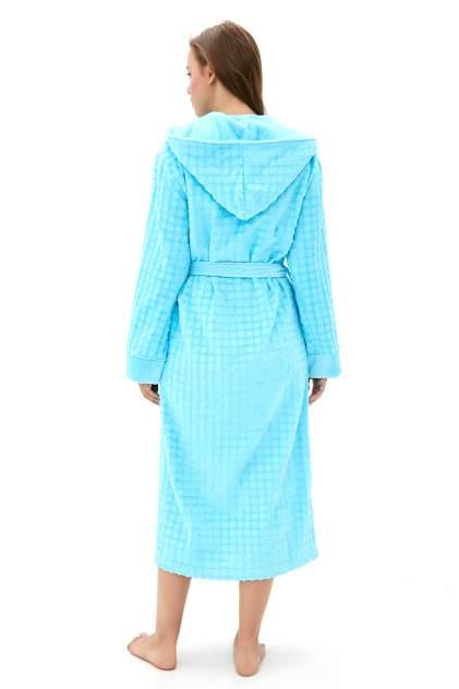 Домашний халат женский Peche Monnaie Ultra Doux голубой S