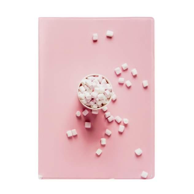 """Обложка для паспорта """"Mini marshmallows"""""""