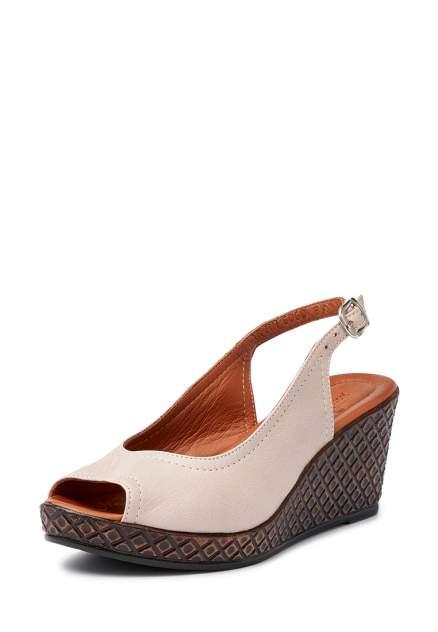 Туфли женские Pierre Cardin TR-HH-6060 коричневые 37 RU