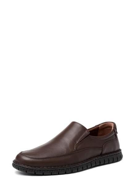Мужские полуботинки Pierre Cardin 110558, коричневый