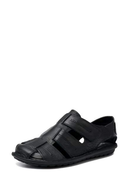 Мужские сандалии Alessio Nesca Comfort 110467, черный