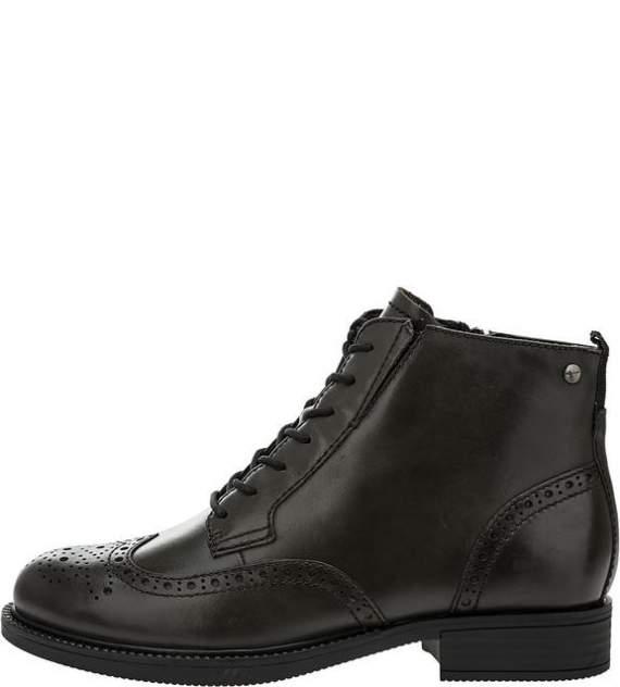 Ботинки женские Tamaris 1-1-25106-23, хаки