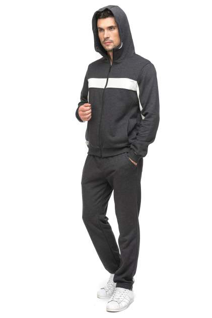 Спортивный костюм Peche Monnaie Réel, серый, XL INT