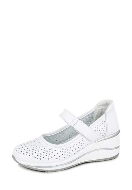 Туфли женские Alessio Nesca MYZ20S-210 белые 38 RU