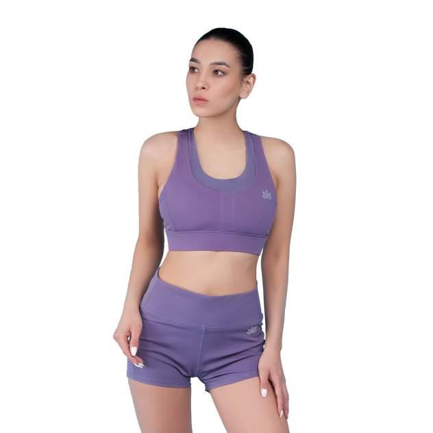 Спортивные шорты Atlanterra AT-SHT2-09, сиреневые, S