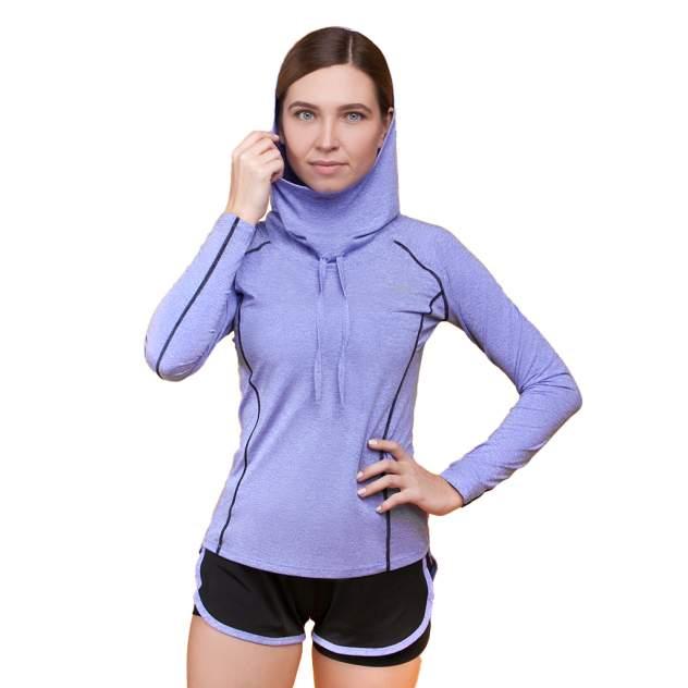 Лонгслив женский Atlanterra AT-LGSL1-09 фиолетовый S