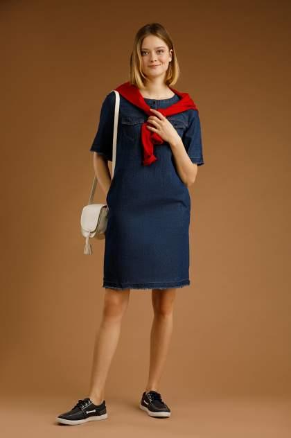 Женское платье Finn Flare B20-15013, синий