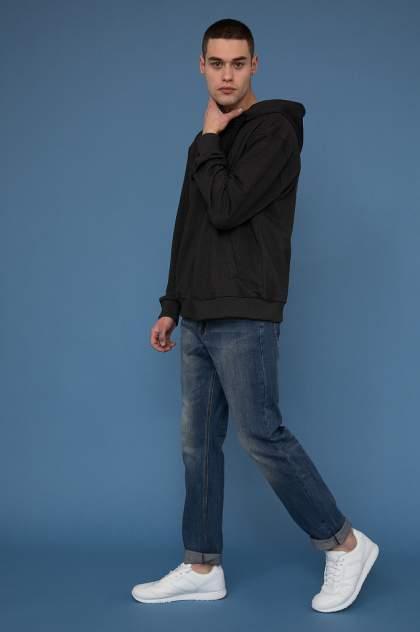 Толстовка мужская Finn-Flare B20-61001 серая XXL