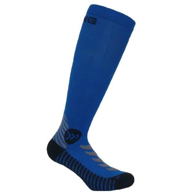 Гольфы Spring Socks Gradual Compression-zero Gravity 2075, синие, S