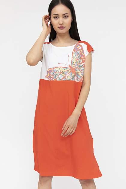Женское платье Finn Flare S20-12033, розовый