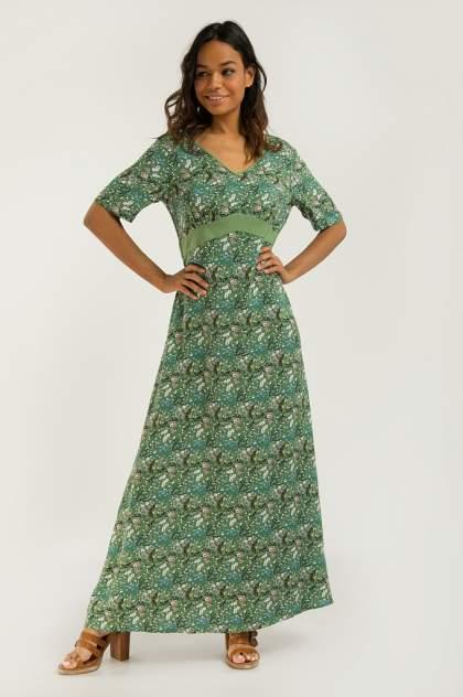 Платье женское Finn-Flare S20-12050 разноцветное XL