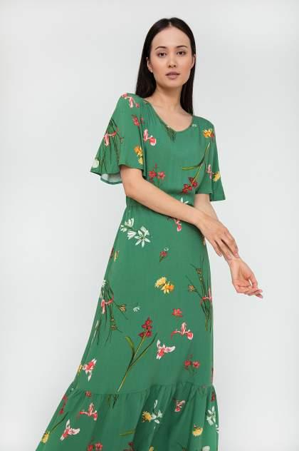 Платье женское Finn-Flare S20-12029 разноцветное XXL