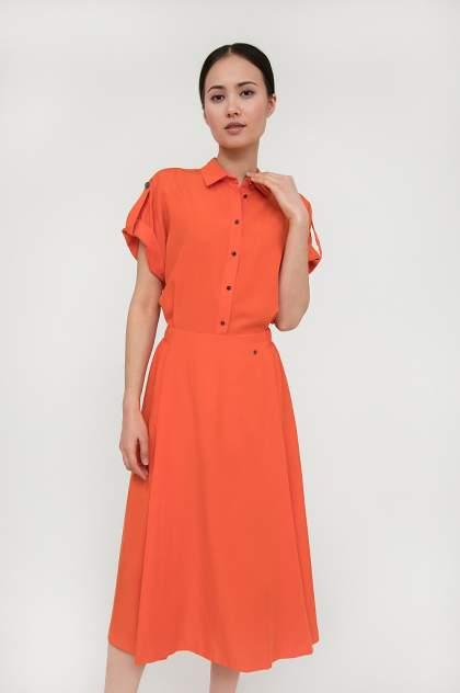 Женское платье Finn Flare S20-12015, красный
