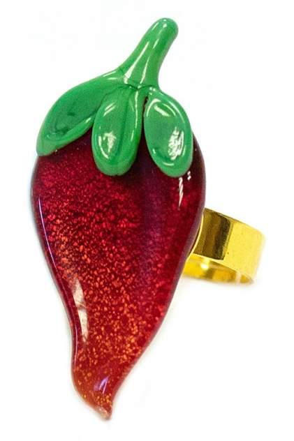 Кольцо женское Divetro 71382 красное