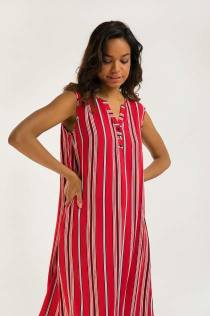 Женское платье Finn Flare S20-32093, красный
