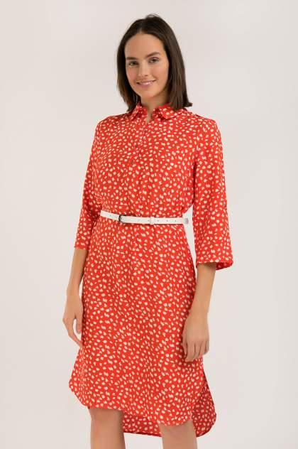 Женское платье Finn Flare S20-12085, красный