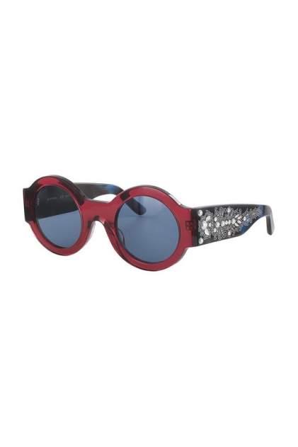 Солнцезащитные очки женские Etro 663SR-638 бордовые