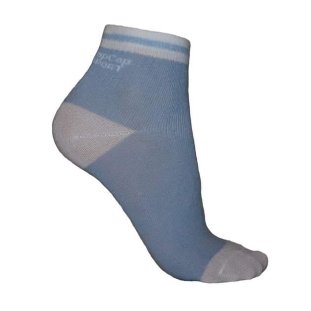 Носки детские Lapcap, цв. голубой р.18-22