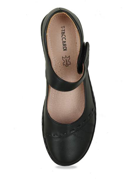 Сандалии женские T.Taccardi LL20SS-06 черные 36 RU