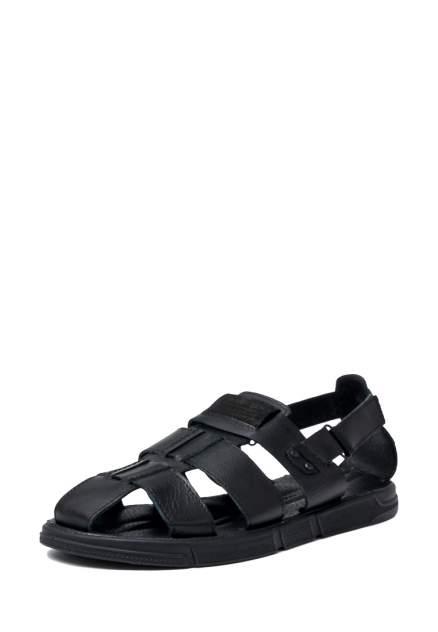 Мужские сандалии Alessio Nesca 110477, черный