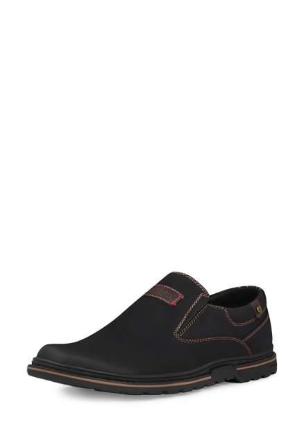 Мужские полуботинки T.Taccardi 710019147, черный