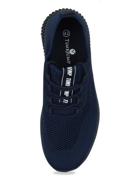 Кроссовки мужские TimeJump K1918-6 синие 44 RU