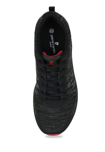 Кроссовки мужские Pierre Cardin K1838-2A черные 42 RU