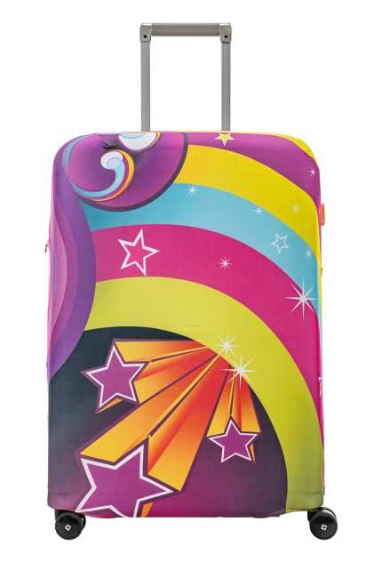 Чехол для чемодана Routemark Lucy, фиолетовый