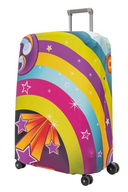 Чехол для чемодана Routemark Lucy SP240 разноцветный L/XL