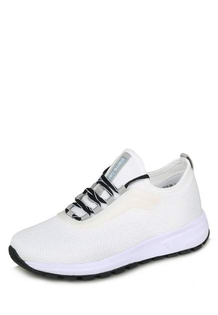 Кроссовки женские Pierre Cardin K1819-3B белые 40 RU