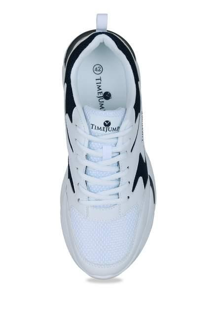 Кроссовки мужские TimeJump K1809-8 белые/синие 42 RU