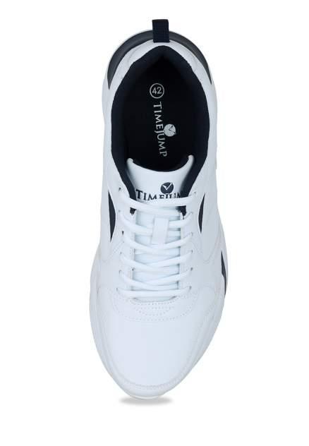 Кроссовки мужские TimeJump K1809-5A белые 41 RU