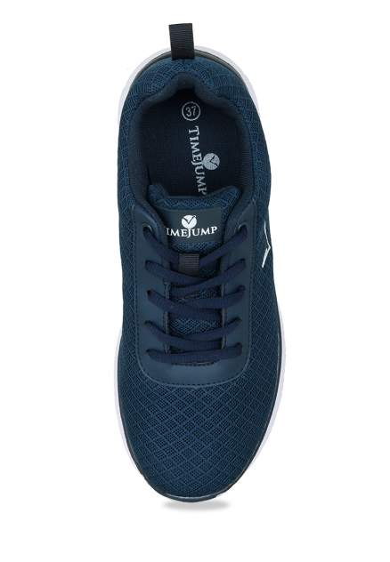 Кроссовки женские TimeJump K1783-12C синие 40 RU