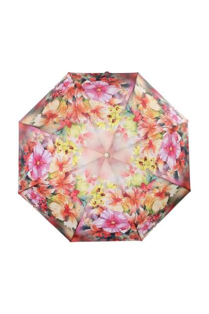 Зонт складной женский автоматический Trust 42376-1637 розовый