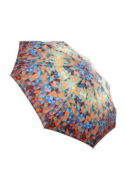 Зонт складной женский автоматический ZEST 24757-122 разноцветный