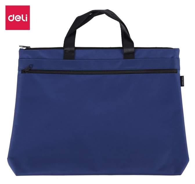 Папка-портфель Deli Extend EB55232 синий