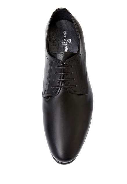 Туфли мужские Pierre Cardin 03407200 черные 41 RU