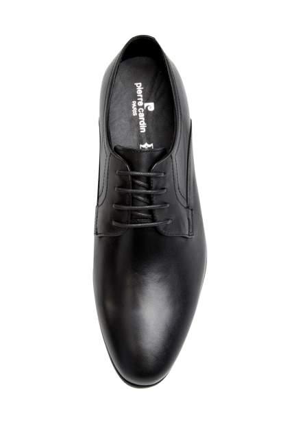 Туфли мужские Pierre Cardin 03406470 черные 45 RU