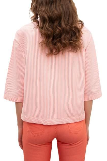 Рубашка женская U.S. POLO Assn. G082SZ0040COLE19Y красная 32